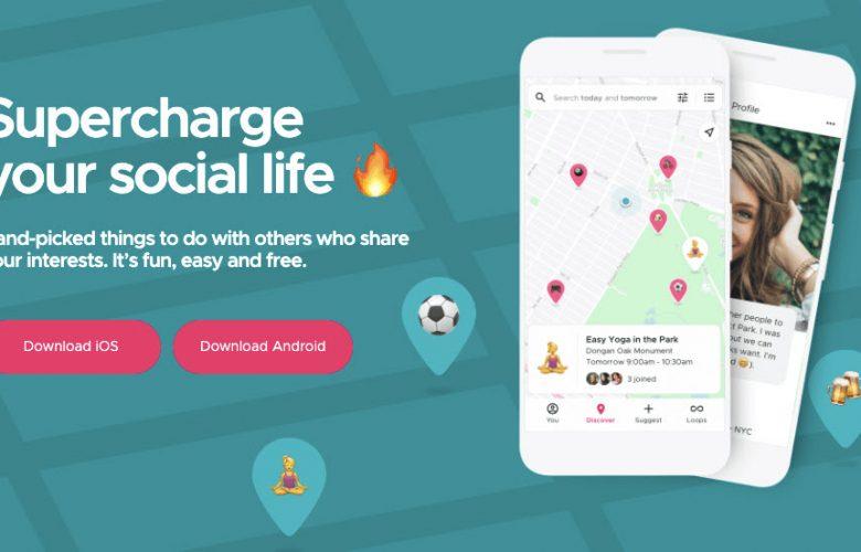 شبكة اجتماعية جديدة