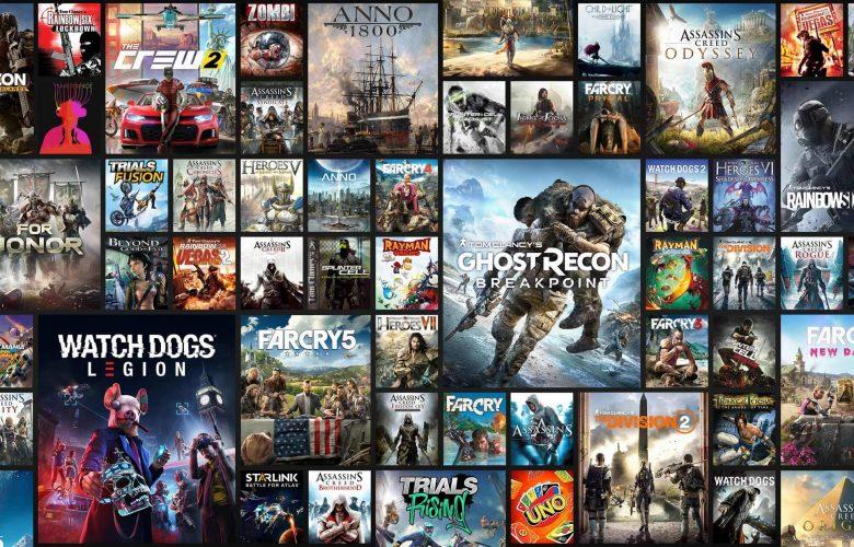 لائحة ألعاب +Uplay