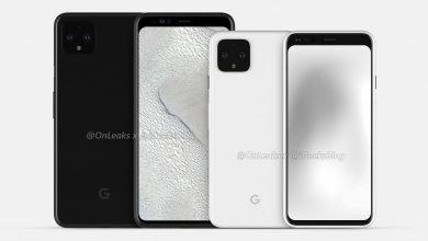 Photo of هاتف Google Pixel 4 : تغيير في التصميم !