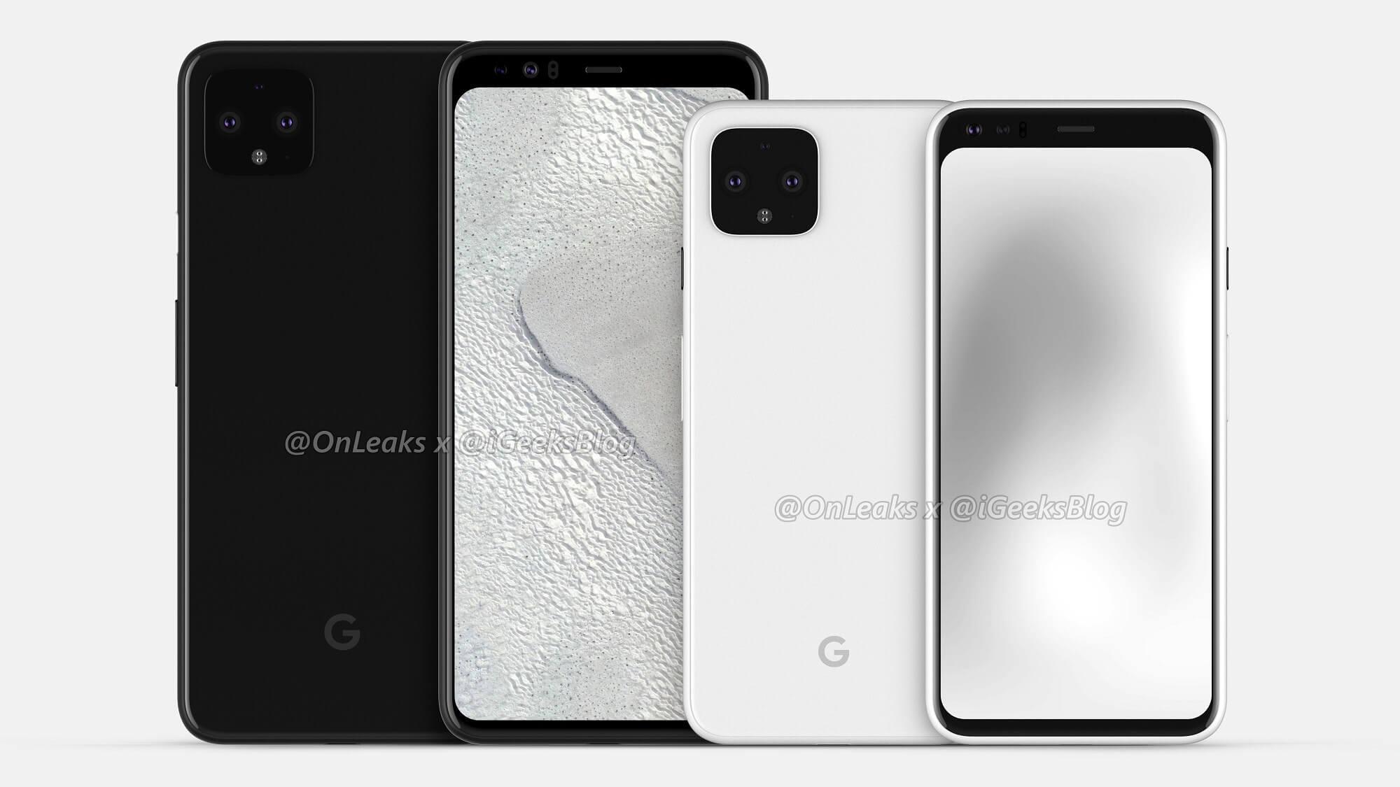 هاتف Google Pixel 4