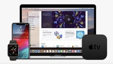 تحديث iOS 12.4