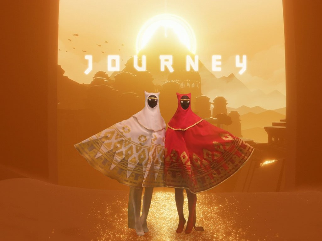 لعبة Journey