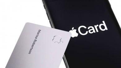 Photo of خدمة الدفع Apple Card لن تدعم هواتف جيلبريك ولا العملات الرقمية