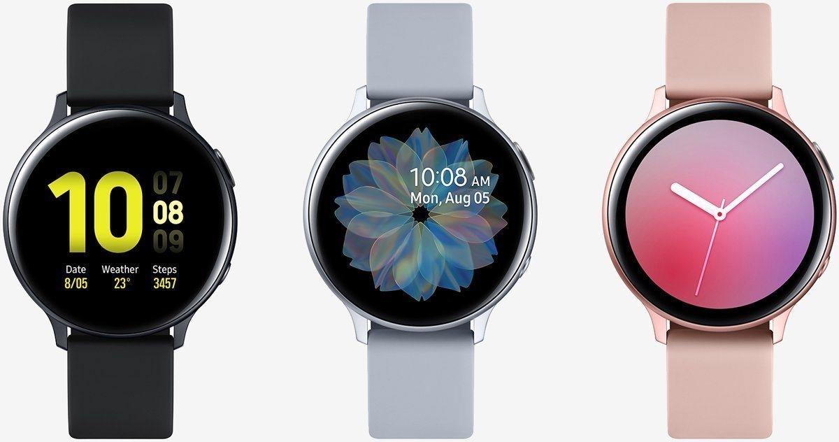 ساعة Galaxy Watch Active 2