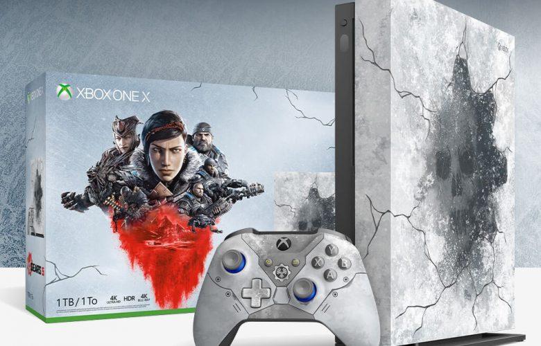 نسخة خاصة من كونسول Xbox One X
