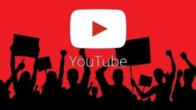 صورة جديد اليوتيوب : لا يمكن لأصحاب الحقوق الربح من المقاطع الصوتية القصيرة بعد الآن