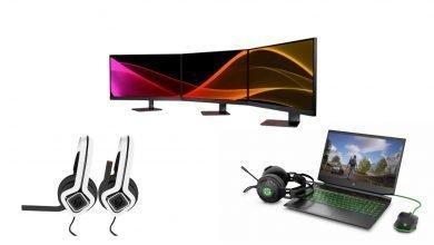 Photo of جديد HP خلال معرض Gamescom للألعاب : تحديثات و منتجات جديدة