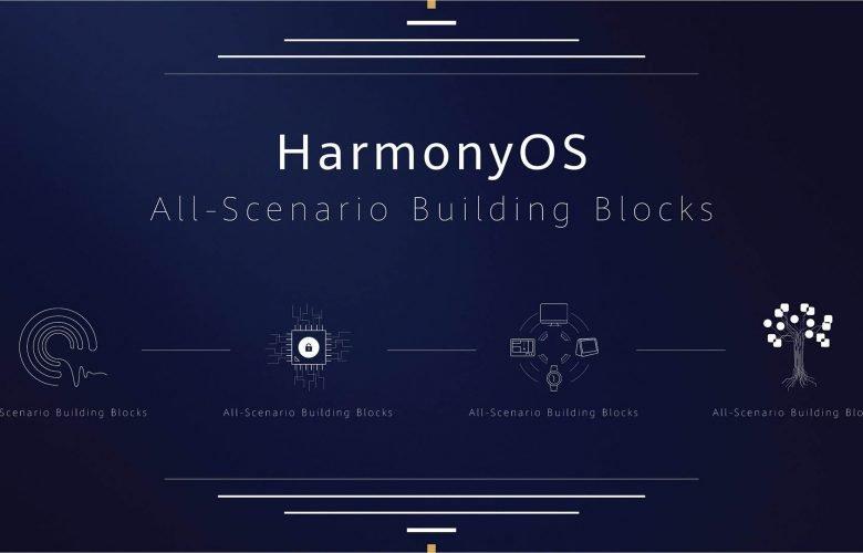 نظام تشغيل هواوي HarmonyOS