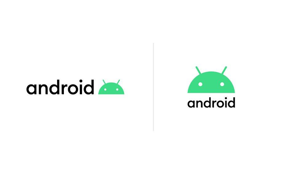 شعار آندرويد الجديد