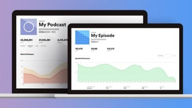 Photo of سبوتيفاي تعلن عن خدمة Spotify for Podcasters