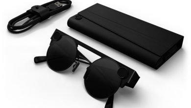 Photo of نظارات شمسية ذكية : سناب تعلن عن نظارات Spectacles 3 الذكية