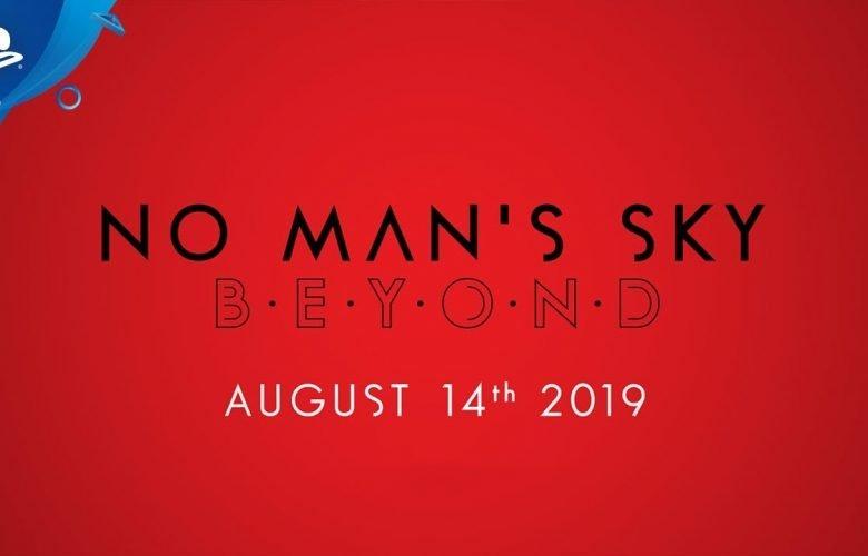تحديث No Man's Sky Beyond