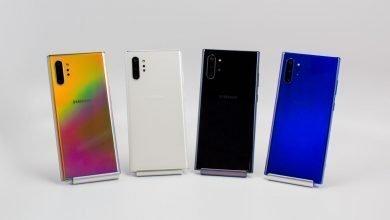 Photo of استفتاء تك :  أي لون أعجبك في هواتف Galaxy Note 10 و +Note 10
