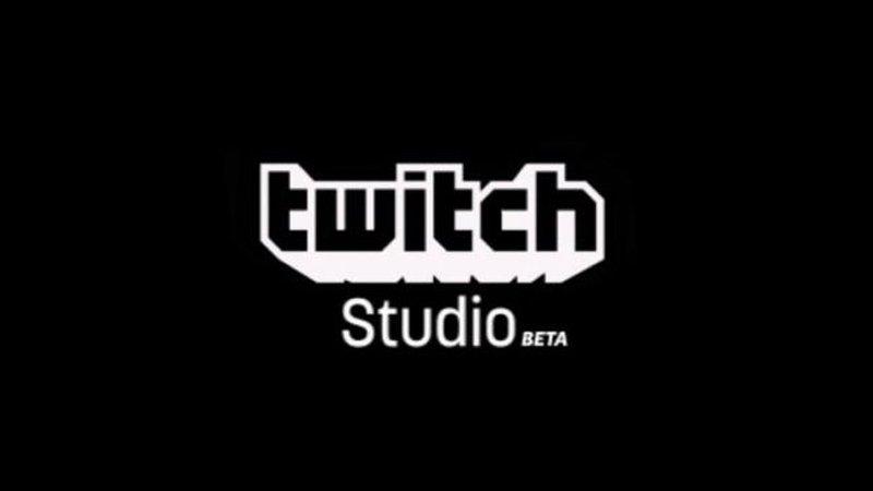 تطبيق Twitch Studio