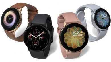 Photo of تعرف على ساعات اليد Galaxy Watch Active 2 الجديدة من سامسونج