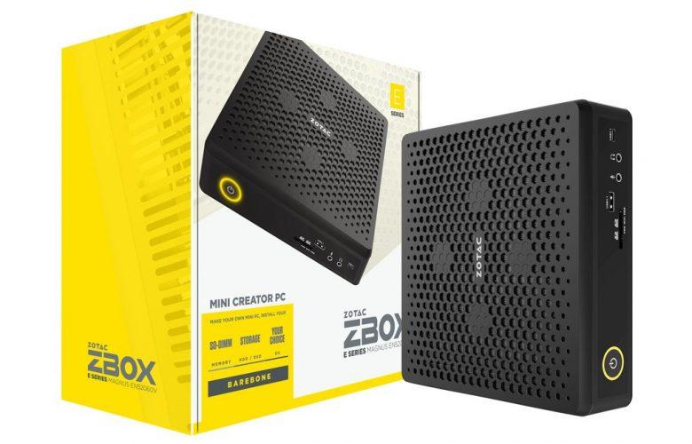 الكمبيوتر المصغر Zotac