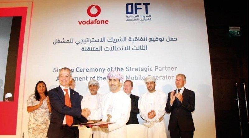 شركة Vodafone Oman
