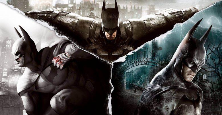ألعاب باتمان مجانا