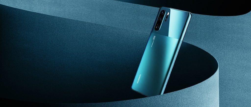هاتف Huawei P30 Pro الجديد اللون الأزرق