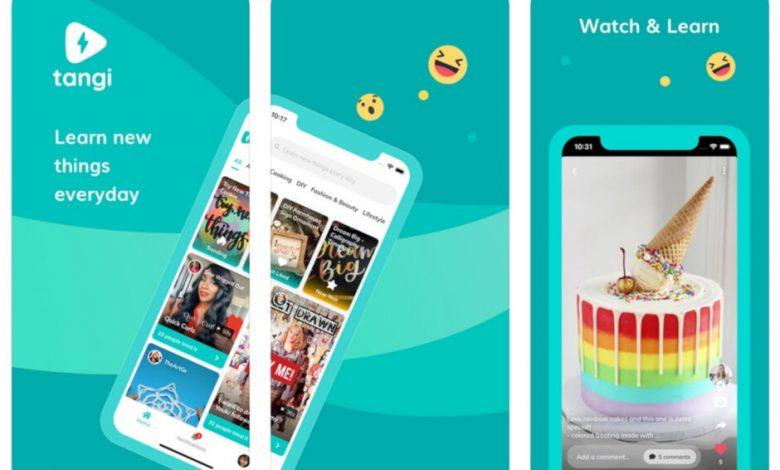Photo of تطبيق Tangi : شبكة إجتماعية جديدة من قوقل لمشاركة الفيديوهات التعليمية