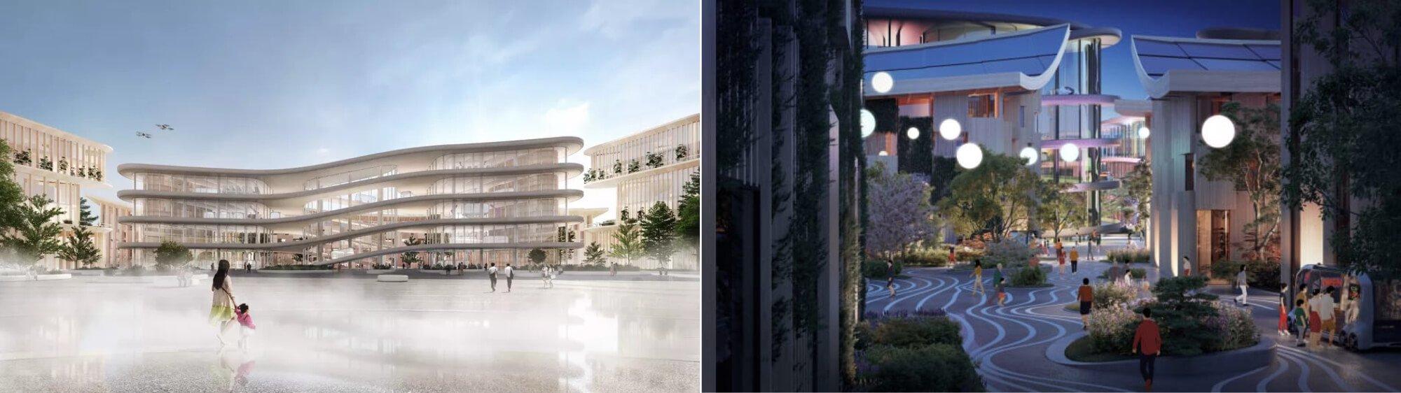 مدينة تويوتا المستقبلية