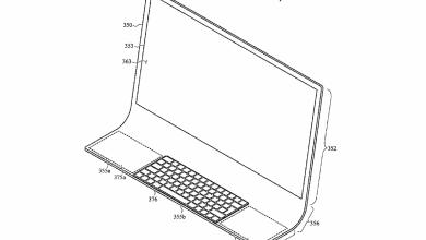 حاسوب ماك جديد