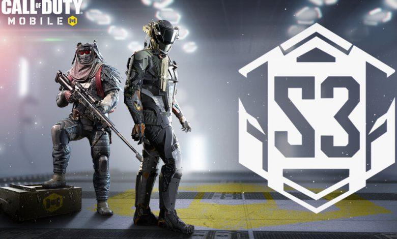 Photo of انطلاق الموسم الثالث من لعبة Call of Duty: Mobile