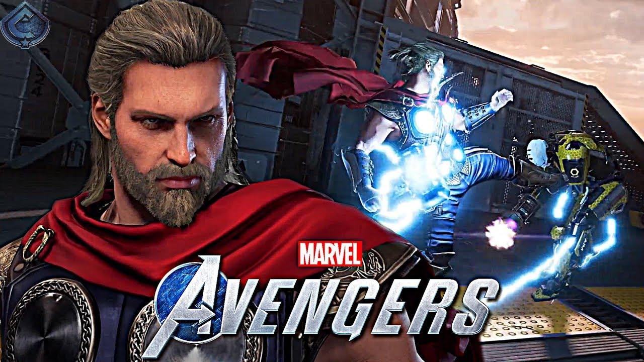 لعبة Avengers