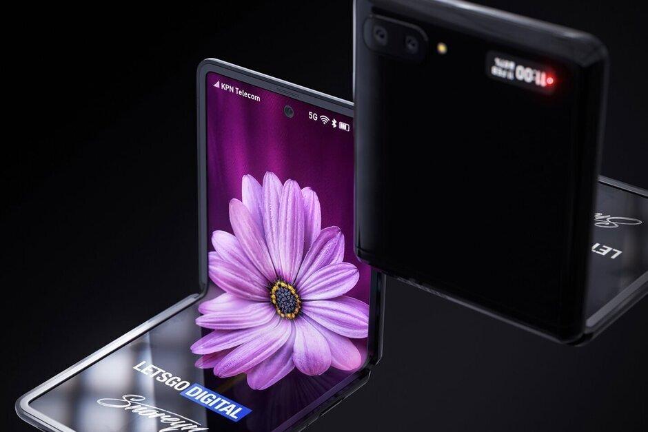 جوال Samsung Galaxy Z Flip
