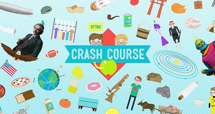 Crash course channel