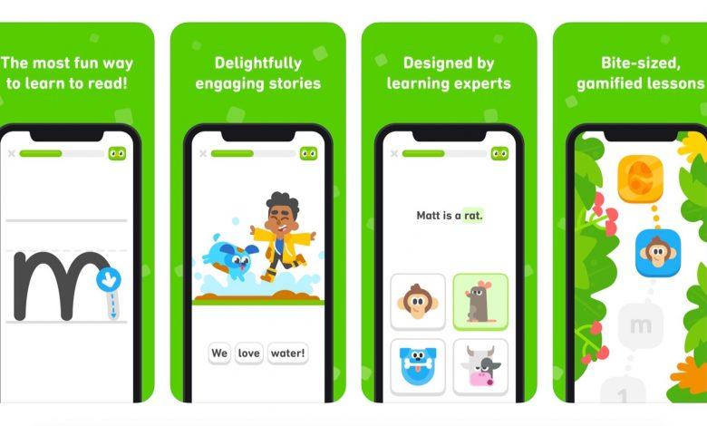 Photo of تطبيق تعلم اللغات للأطفال Duolingo ABC : اجعل طفلك يستفد من فترة حظر التجول