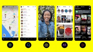 صورة تحديث تطبيق سناب شات :تعرف على التصميم والحلّة الجديدة لتطبيق Snapchat