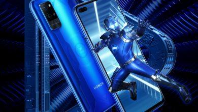 صورة هاتف Honor Play 4 Pro الجديد يأتي بمستشعر لقياس درجة حرارة الجسم