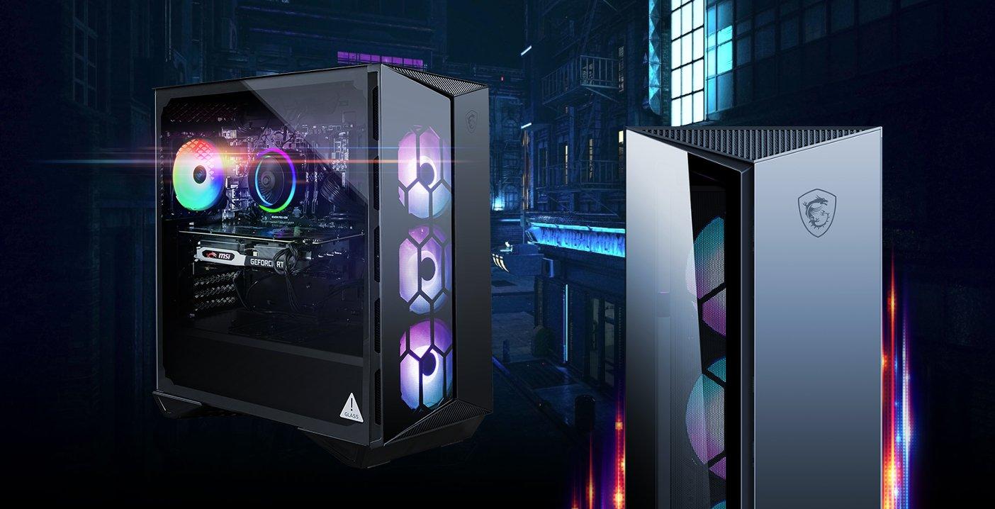 كمبيوترات Aegis R و Aegis RS المكتبية