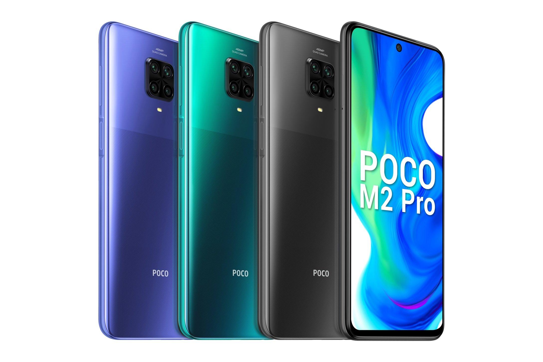 هاتف Poco M2 Pro الرخيص