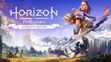 لعبة Horizon Zero Dawn على PC