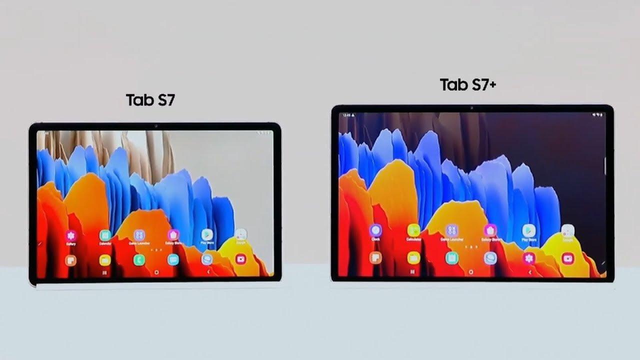 تابلت Galaxy Tab S7