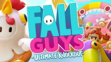 لعبة Fall Guys