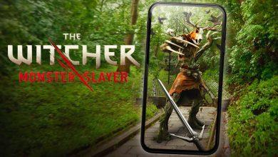 لعبة The Witcher: Monster Slayer