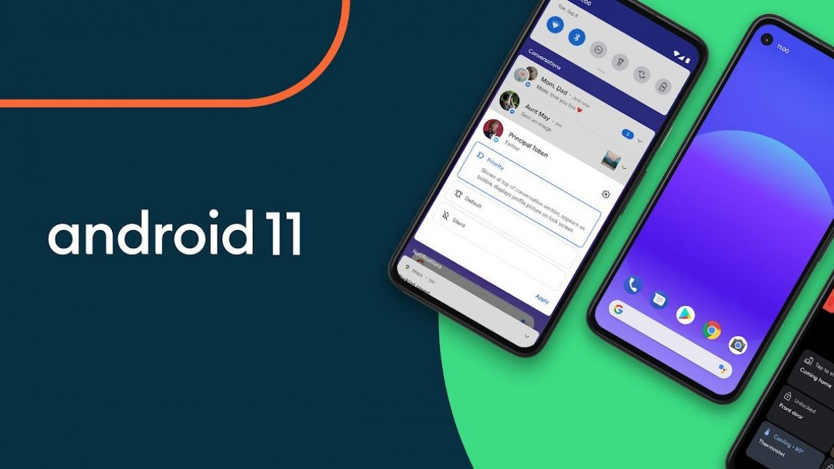 تحديث Android 11