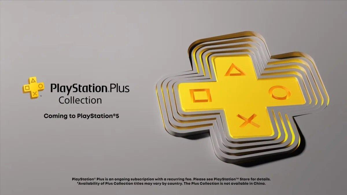 خدمة PlayStation Plus Collection
