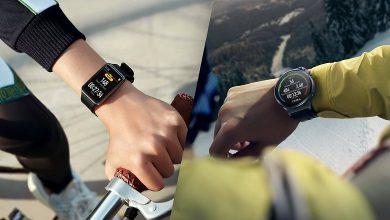 صورة ساعة هواوي Watch GT 2 Pro و ساعة Huawei Watch Fit