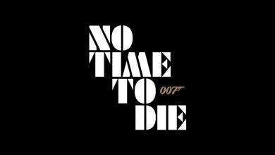 فيلم جيمس بوند No Time to Die
