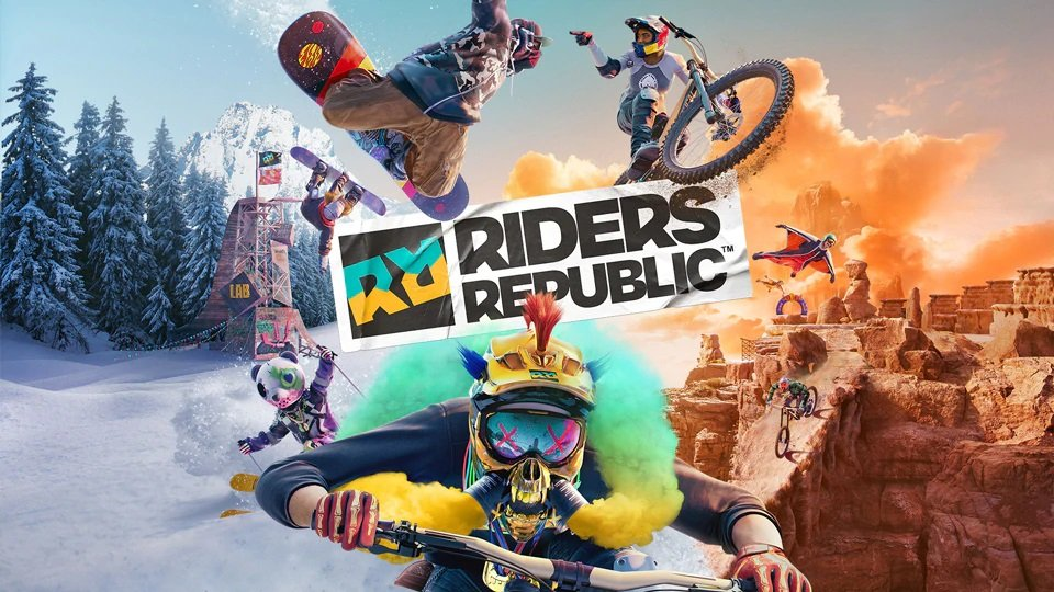 لعبة Riders Republic