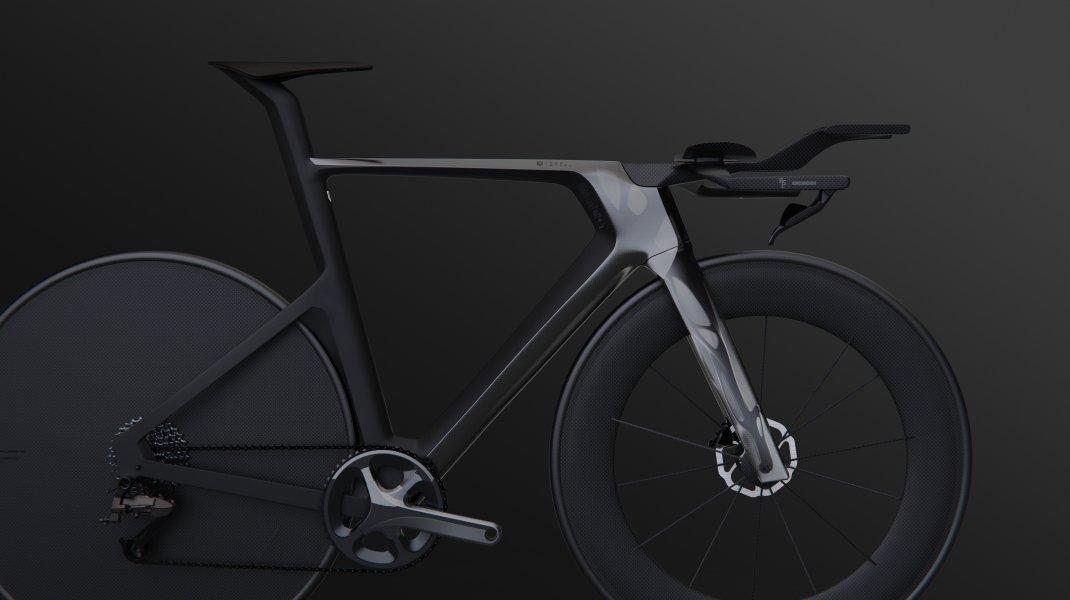 دراجة هوائية باستخدام تقنية أوتوديسك